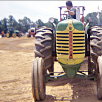Farm Tractor Pull Ulster County Fair