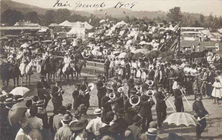 History Ulster County Fair