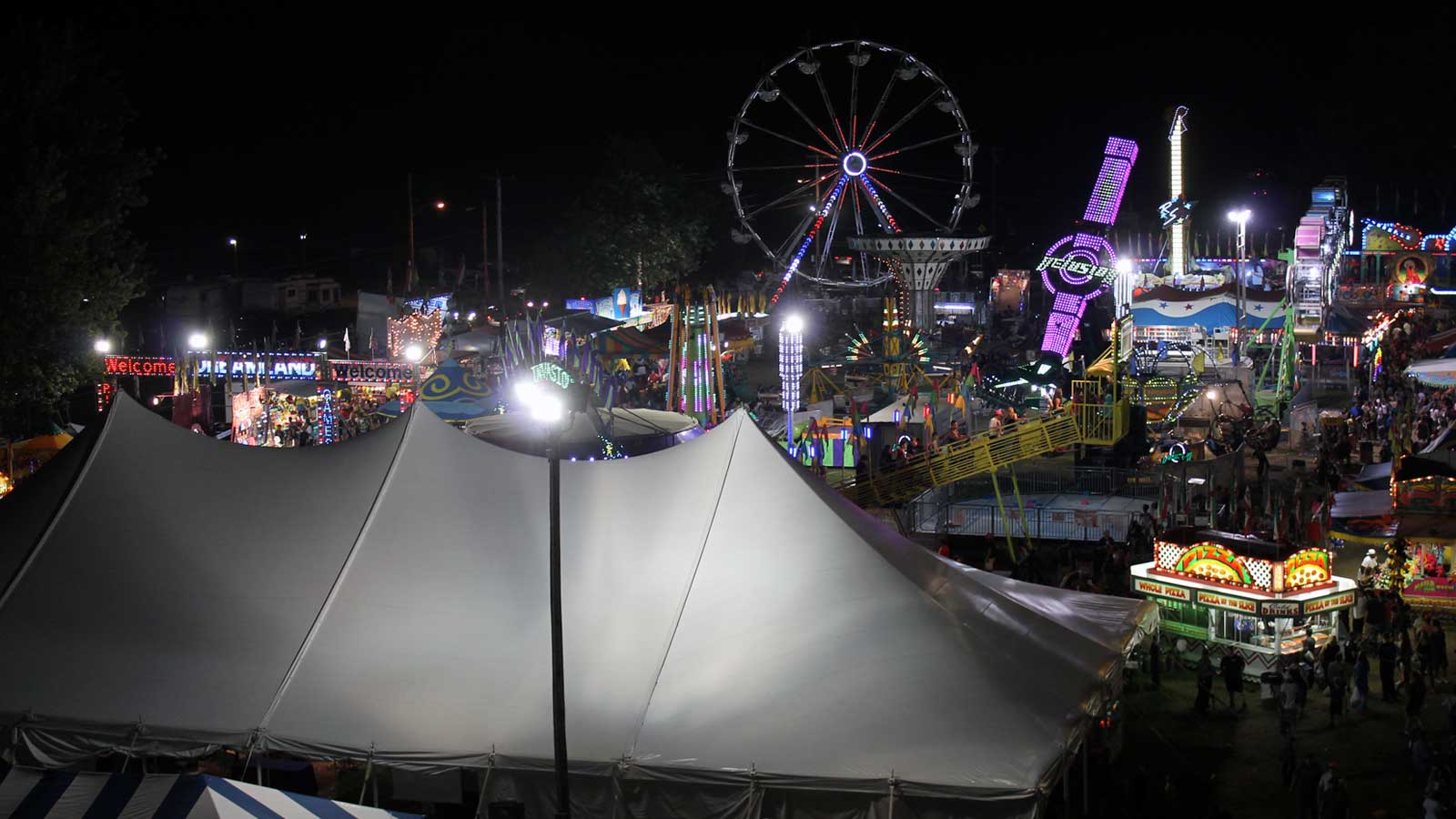 Ulster County Fair at the Ulster County Fairgrounds